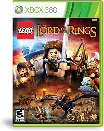 lego lord of the rings game free roam