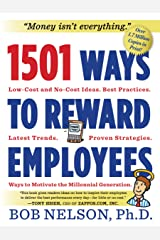 1501 Ways to Reward Employees Kindle Edition