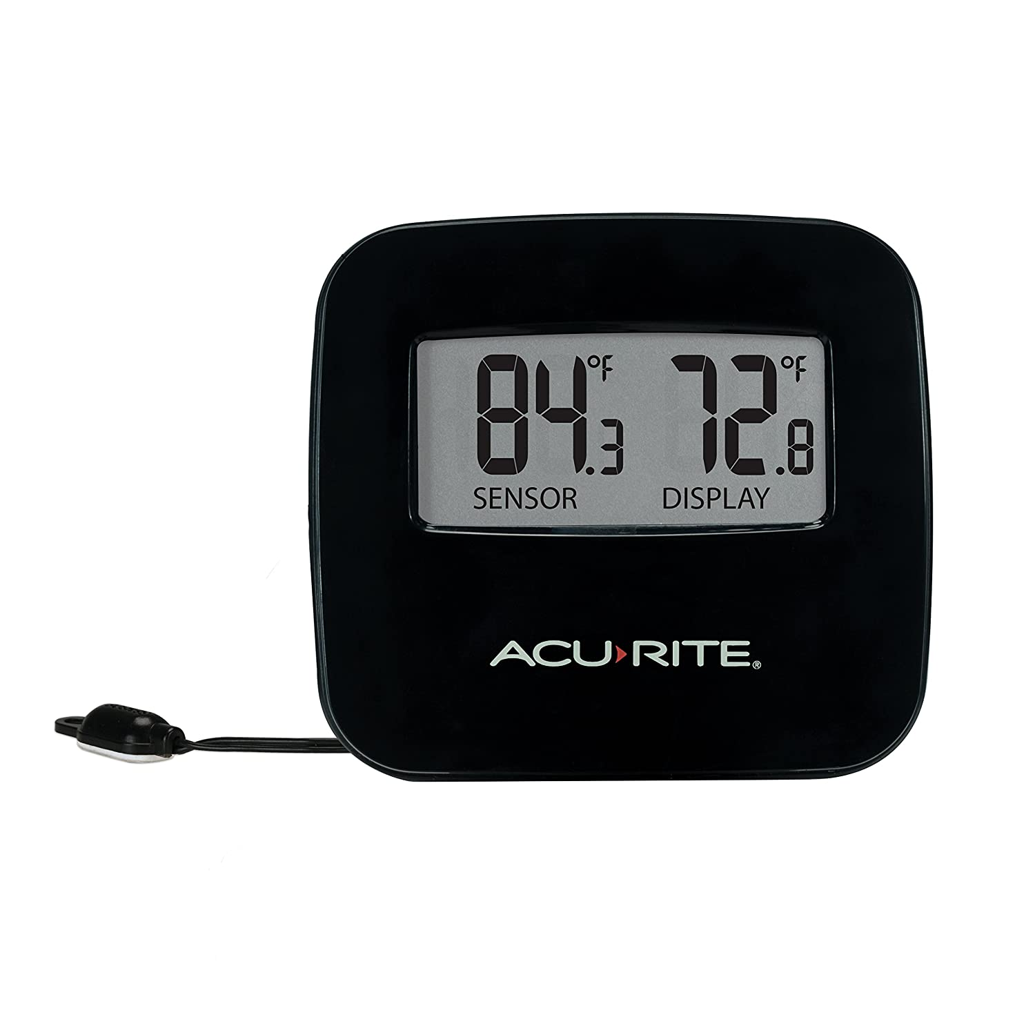 amazon com acurite 00782a2 wireless indoor outdoor thermometer