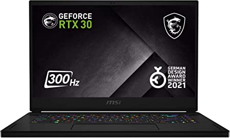 Gaming Laptop MSI mit 144 Hz 15 Zoll
