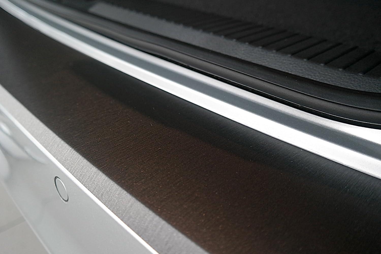 150/µm Black matt mit Leichter Struktur Ladekantenschutz Lackschutzfolie Schutzfolie in schwarz matt passend f/ür Fahrzeug Modell Siehe Beschreibung Lackschutzshop