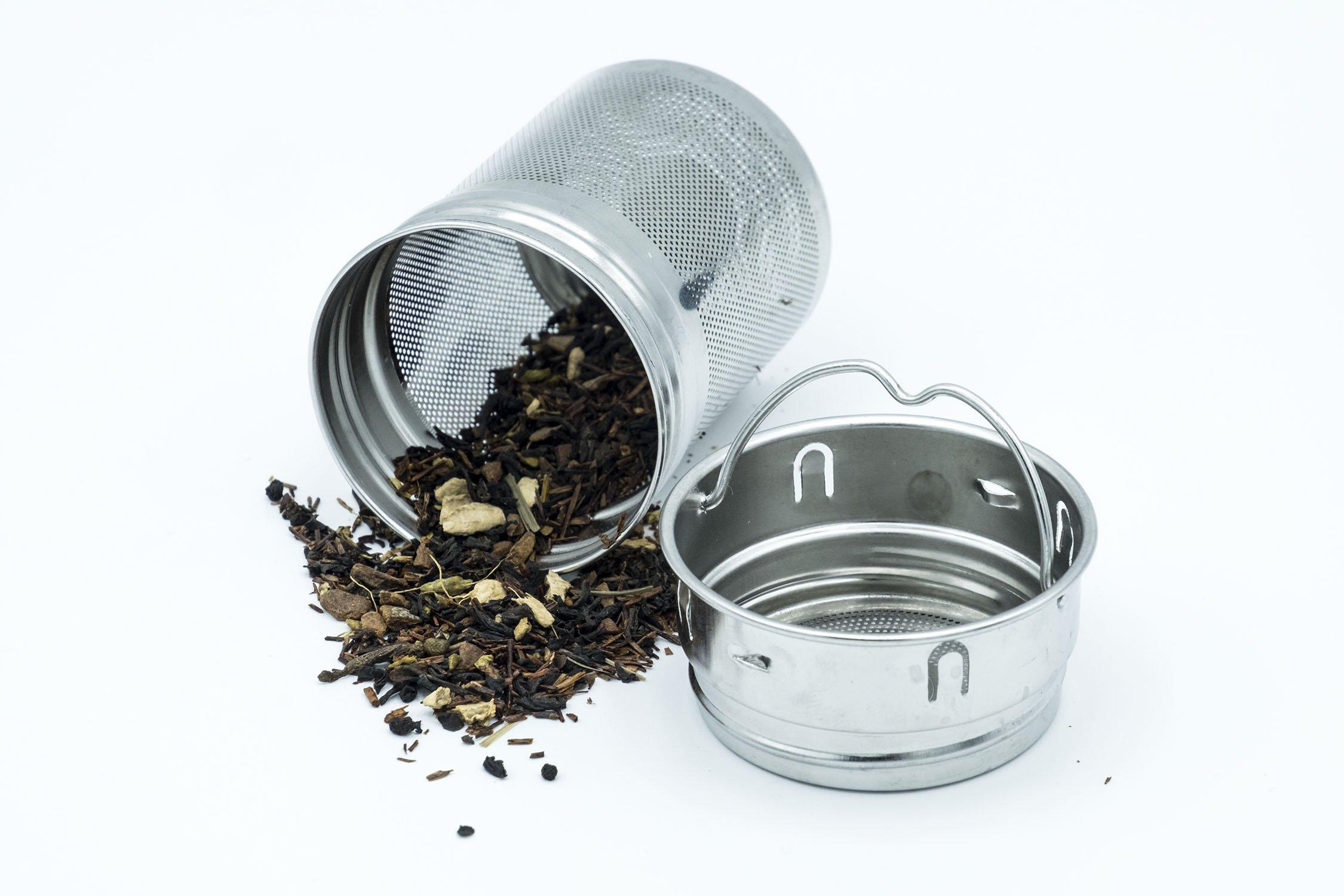 Betta Bottle Reusable Stainless Steel Tea Filter/Infuser