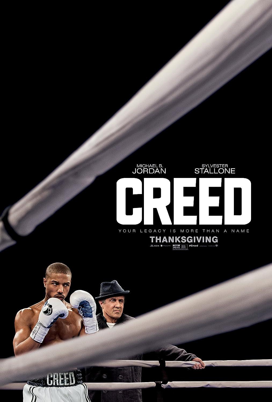 Amazon.com: Creed - Movie Poster, Size 24 x 36\