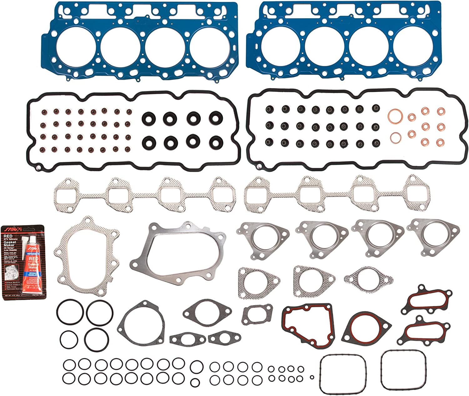 Evergreen 8-10439 Cylinder Head Gasket Set