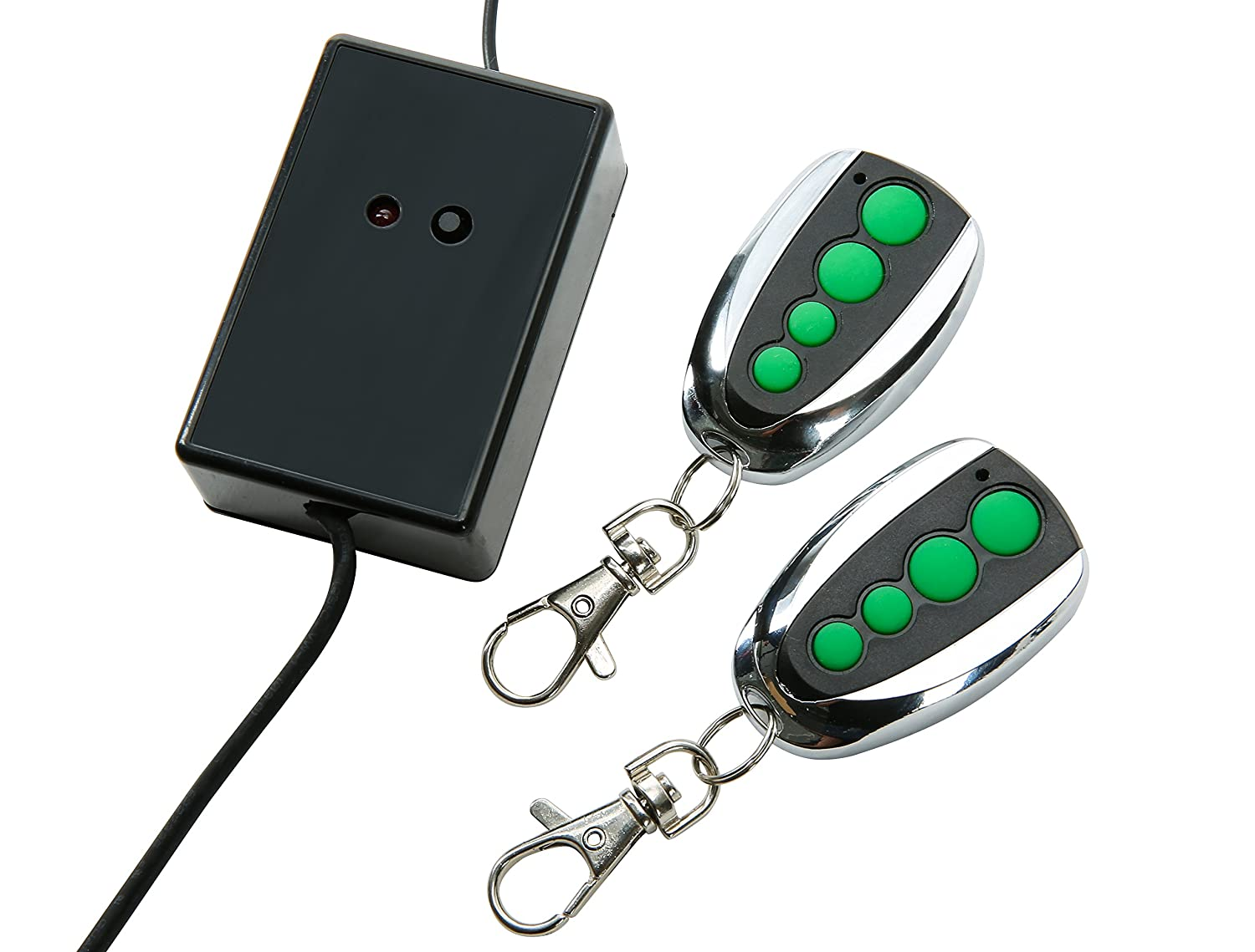 TOPENS ERM12 Universal External Receiver and Remote Control Kit for Gate Opener