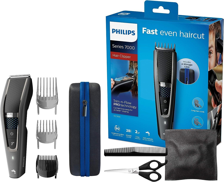 Philips Philips - Cortapelos con ajuste de longitud: Amazon.es: Salud y cuidado personal