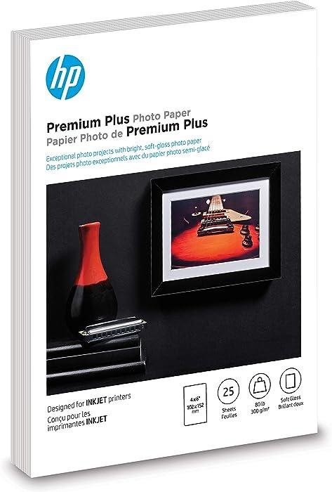 HP Brochure Paper   Matte Professional   8.5x11   50 sheets (4WN01A)