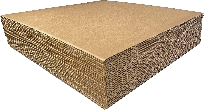Corrugated Cardboard Filler Insert Sheet Pads 1/8