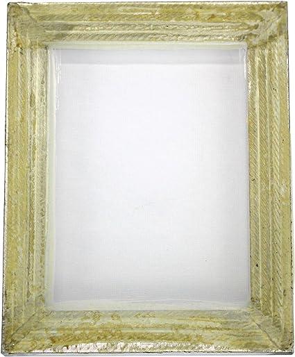 "24/""x20/"" Aluminum Silk Screen Printing Press Screens Frame with 110 Mesh Count"
