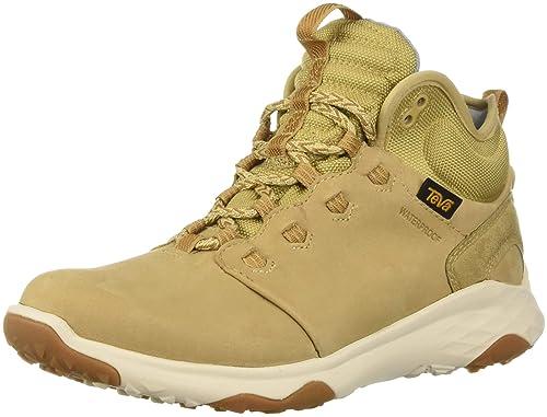 364ffd6d0 Teva Women s W Arrowood 2 Mid Wp High Rise Hiking Shoes Beige (Desert Sand  DSND