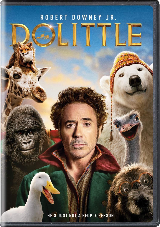 Dolittle-(DVD)