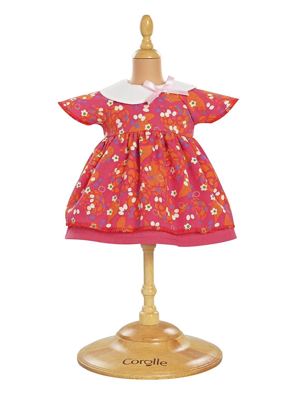 Corolle Miss Corolle Classic Dolls Cherry Dress
