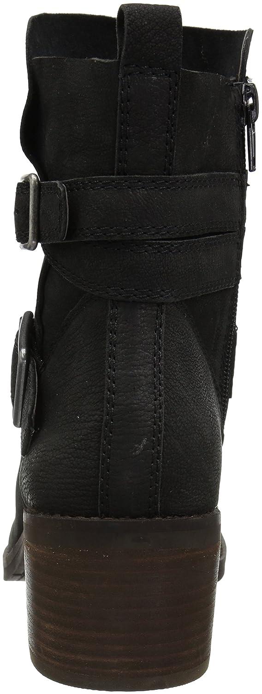 Lucky Brand B071S2KMT4 Women's Cordeena Combat Boot B071S2KMT4 Brand 9 M US|Black 4e0614