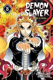 Demon Slayer: Kimetsu no Yaiba, Vol. 8: Volume 8