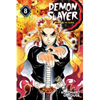 Demon Slayer: Kimetsu no Yaiba 08: The Strength of the Hashira: Volume 8