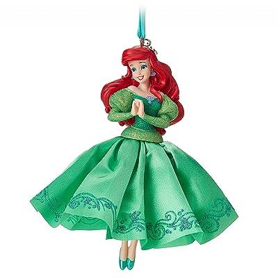 Disney Ariel Sketchbook Ornament - The Little Mermaid: Toys & Games