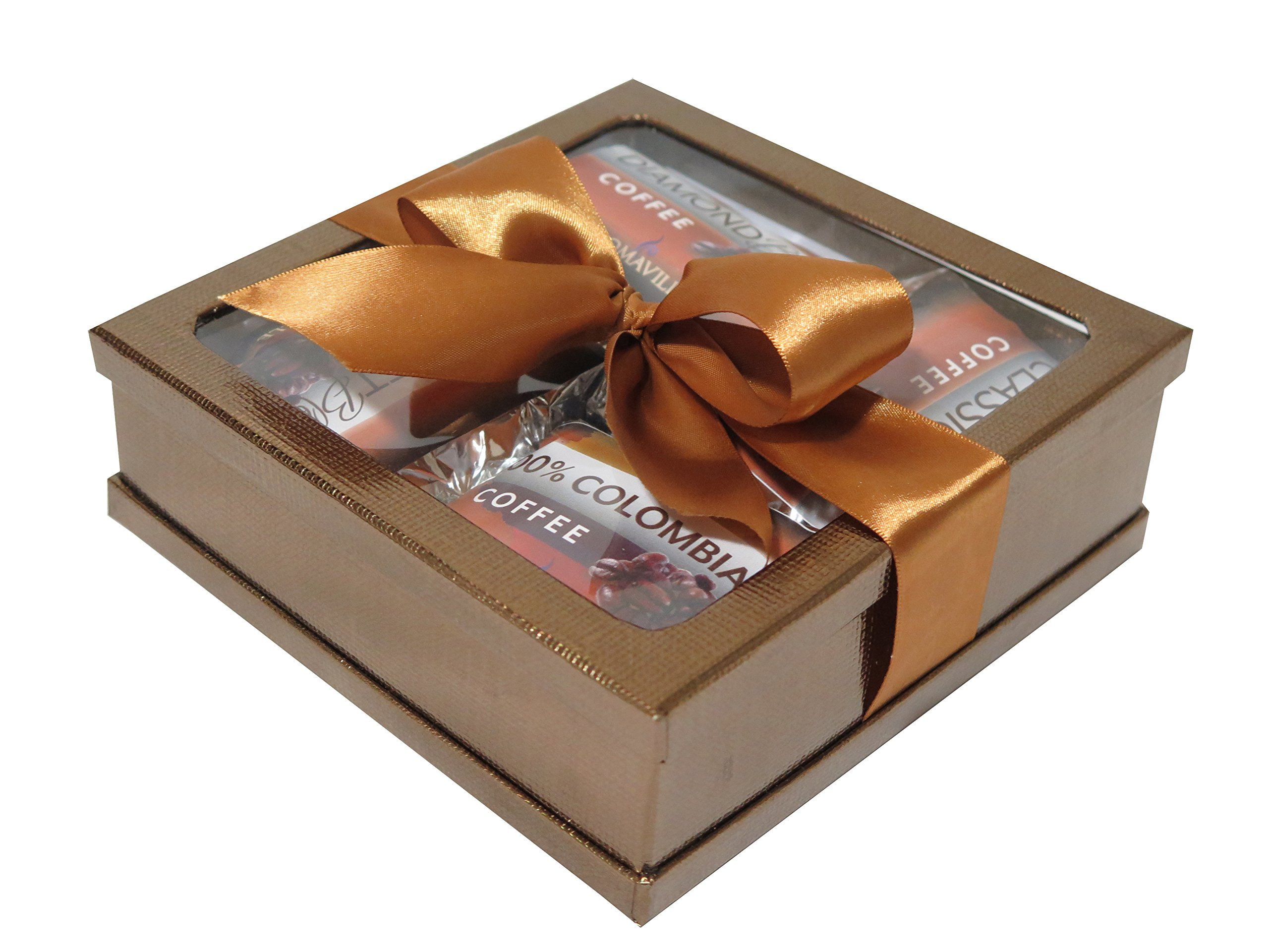 Amazon.com : Holiday Hot Cocoa Drink Mix Gift Set for Christmas ...
