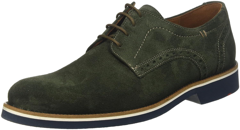 Lloyd Floyd, Zapatos de Cordones Derby para Hombre 43 EU|Grün (Green)