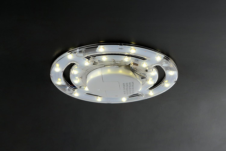 Generic LED Lámpara de techo memoria ajuste para 8 pulgadas ...