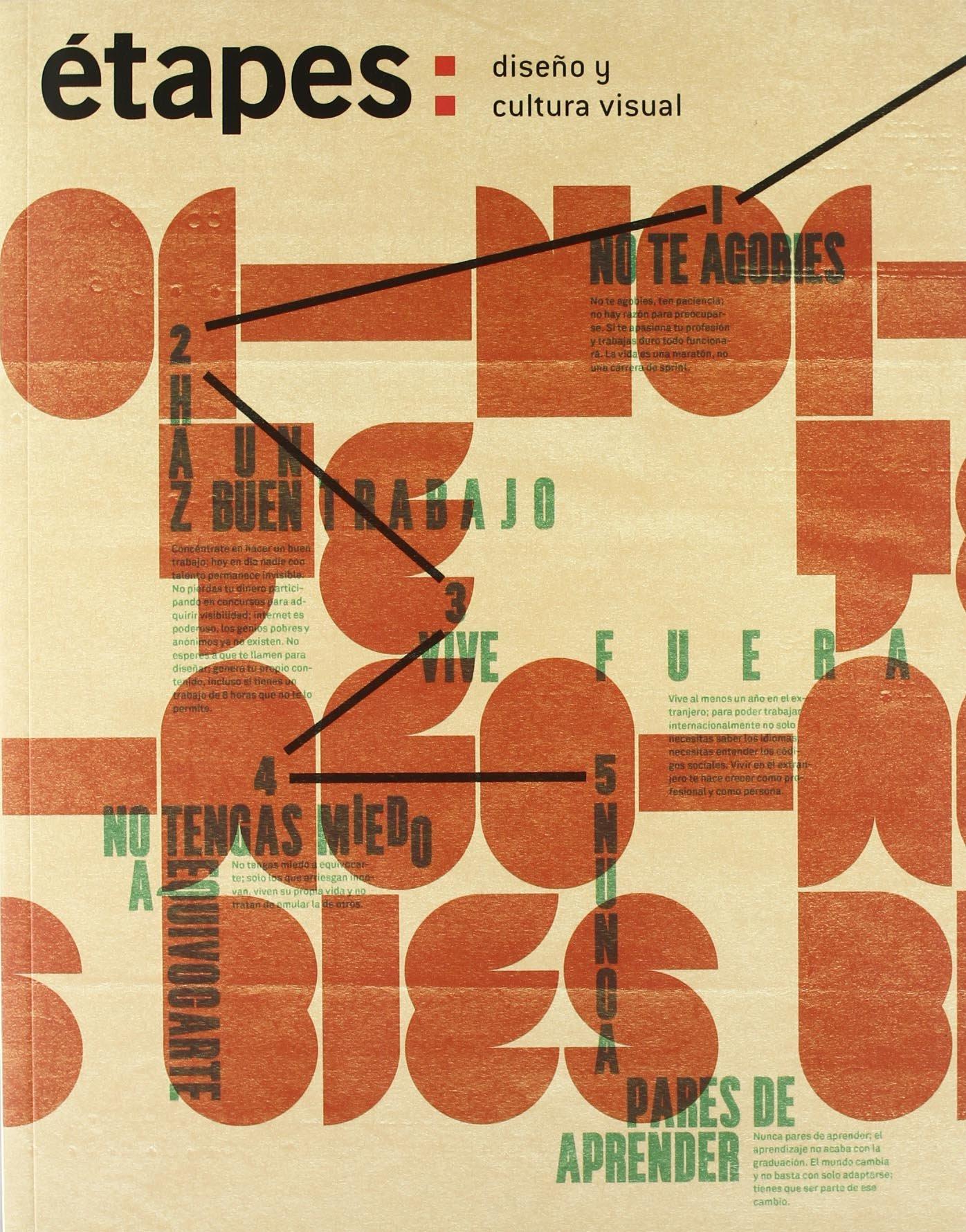 REVISTA ETAPES NO. 14 (Spanish) Paperback – 2013