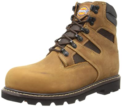 0b3c002c74f Dickies Men's Grinder Steel-Toe Work Boot