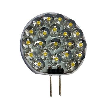Ampoules Lampe Tension25 G4blanc Leyton Led Ronde FroidBasse 3L5Acj4Rq