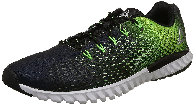 Reebok Men s Elite Runner Black Running Shoes-8 UK India (42 EU)(9 US)  (CN0228)  Buy Online at Low Prices in India - Amazon.in d2d12f7de