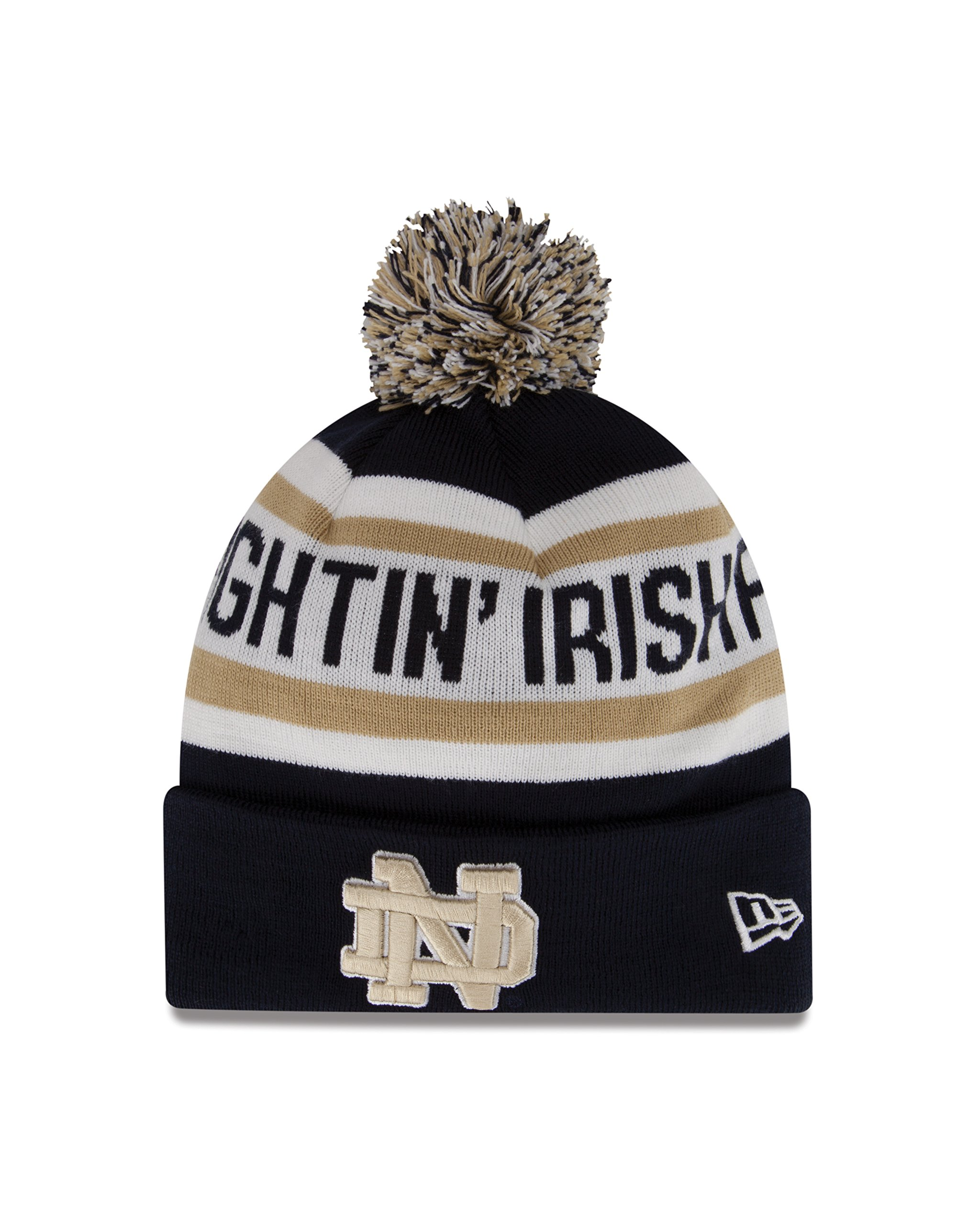 NCAA Notre Dame Fighting Irish Biggest Fan Redux Beanie