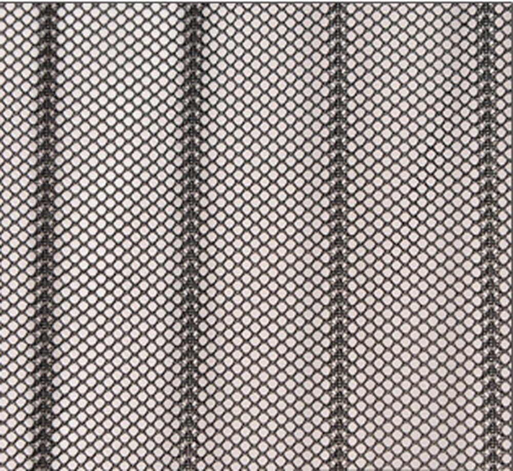 J/&DSSSU Mosquitera Puerta magn/ética Cubierta con Cortina de Malla Resistente Volar la Cortina para Puertas de Vidrio corredizas,Mantener Insectos hacia Fuera-Negro-A 180x210cm 71x83inch
