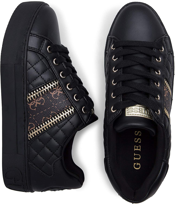 Guess FL8MAYFAL12 Sneakers Donna Nero 38: Amazon.it: Scarpe
