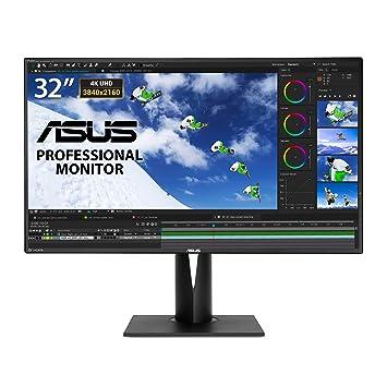 Asus Pa328q 813 Cm Monitor Schwarz Amazonde Computer Zubehör