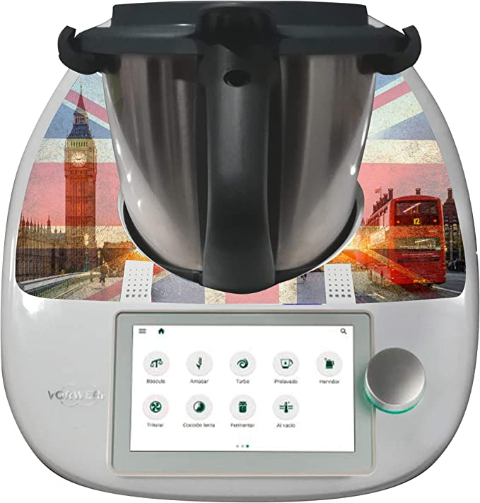 thermodernizate- Londres Thermomix TM6: Amazon.es