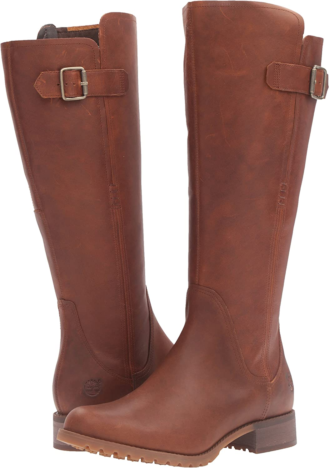 Timberland Women's Banfield Tall All Fit WP Riding Boot