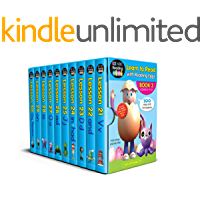 Learn to Read with Reading Eggs Box Set 3: Lessons 21–30