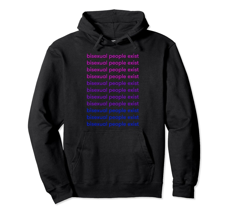 Bisexual Visibility LGBTQ Pride Hoodie-fa