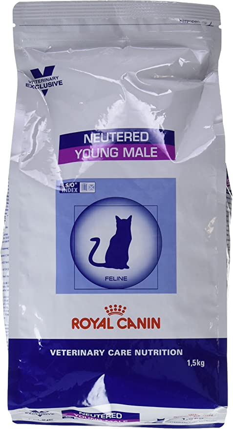 Royal Canin C-58333 Diet Feline Young Male - 1.5 Kg: Amazon.es ...
