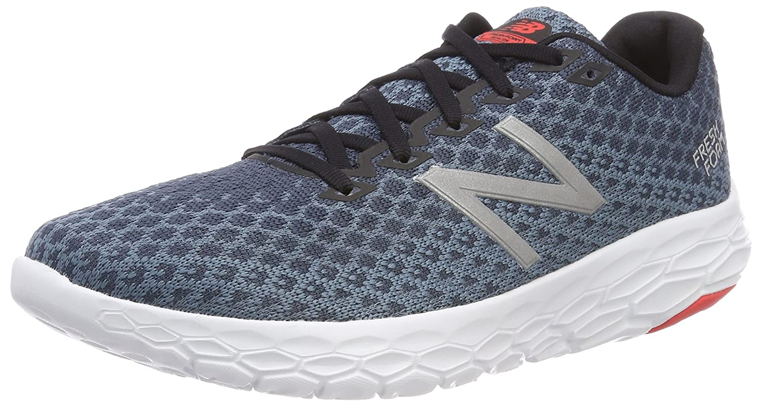 New Balance Men's Beacon V1 Fresh Foam Running Shoe B075R7RBB3 12 D(M) US|Dark Grey