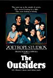 THE OUTSIDERS MOVIE POSTER PRINT APPROX SIZE 12X8 INCHES