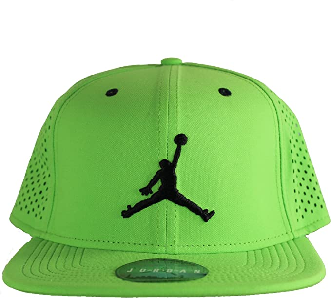 Gorra Nike – Jordan Jumpman Performance Trucker Verde Pulse/Negro ...