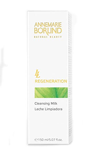 Natural Beauty LL Regeneration Facial Cleansing Milk - 5.07 fl. oz. by Annemarie Borlind (pack of 1) Resurfix Soothing Recovery Ointment Fortified with Silver - 0.37 Oz