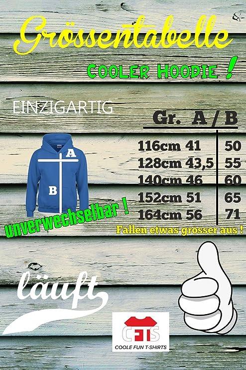 Coole-Fun-T-Shirts Sweat-shirt à capuche pour enfant, motif évolution  handball, taille 128-164 cm  Amazon.fr  Vêtements et accessoires b2e769ff81ce
