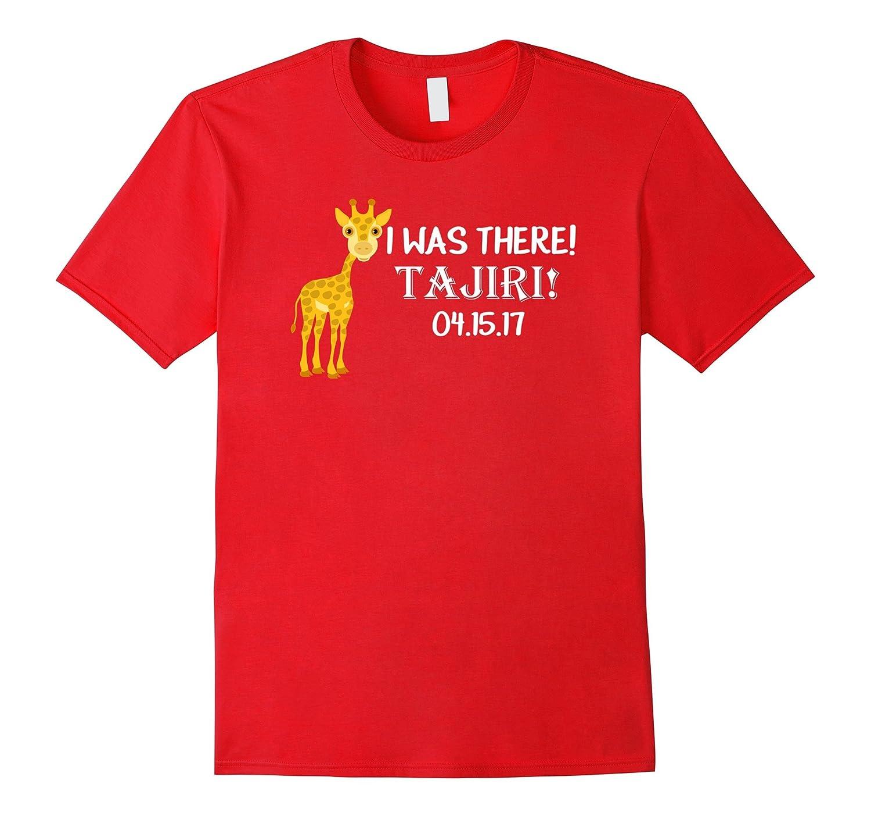 Tajiri The Giraffe T Shirt April Oliver I Survived Watch-Vaci