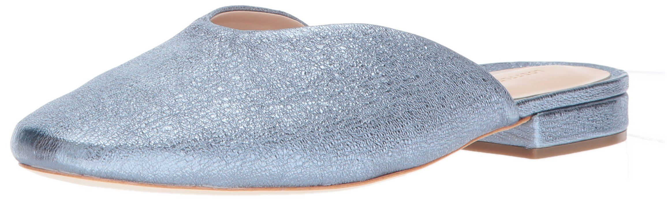 Loeffler Randall Women's Quin Driving Style Loafer, Splash, 5 M US
