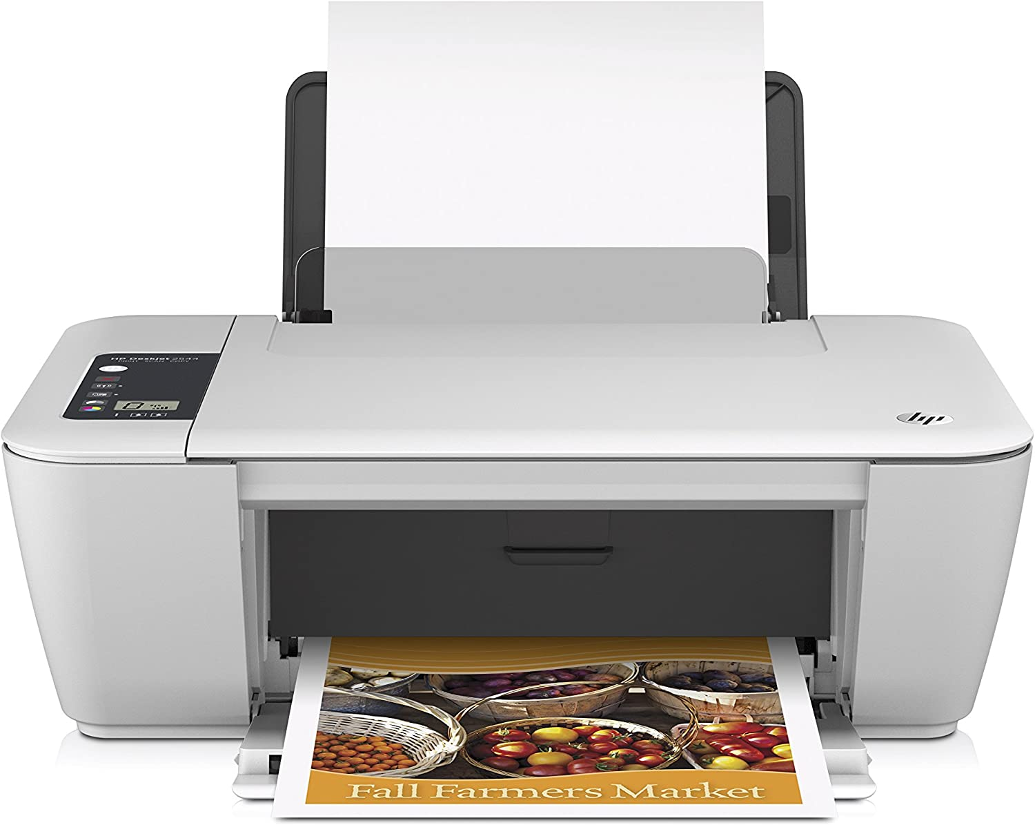 HP DeskJet 2544 Compact All-in-One Wireless Printer with Mobile Printing (D3A79A)