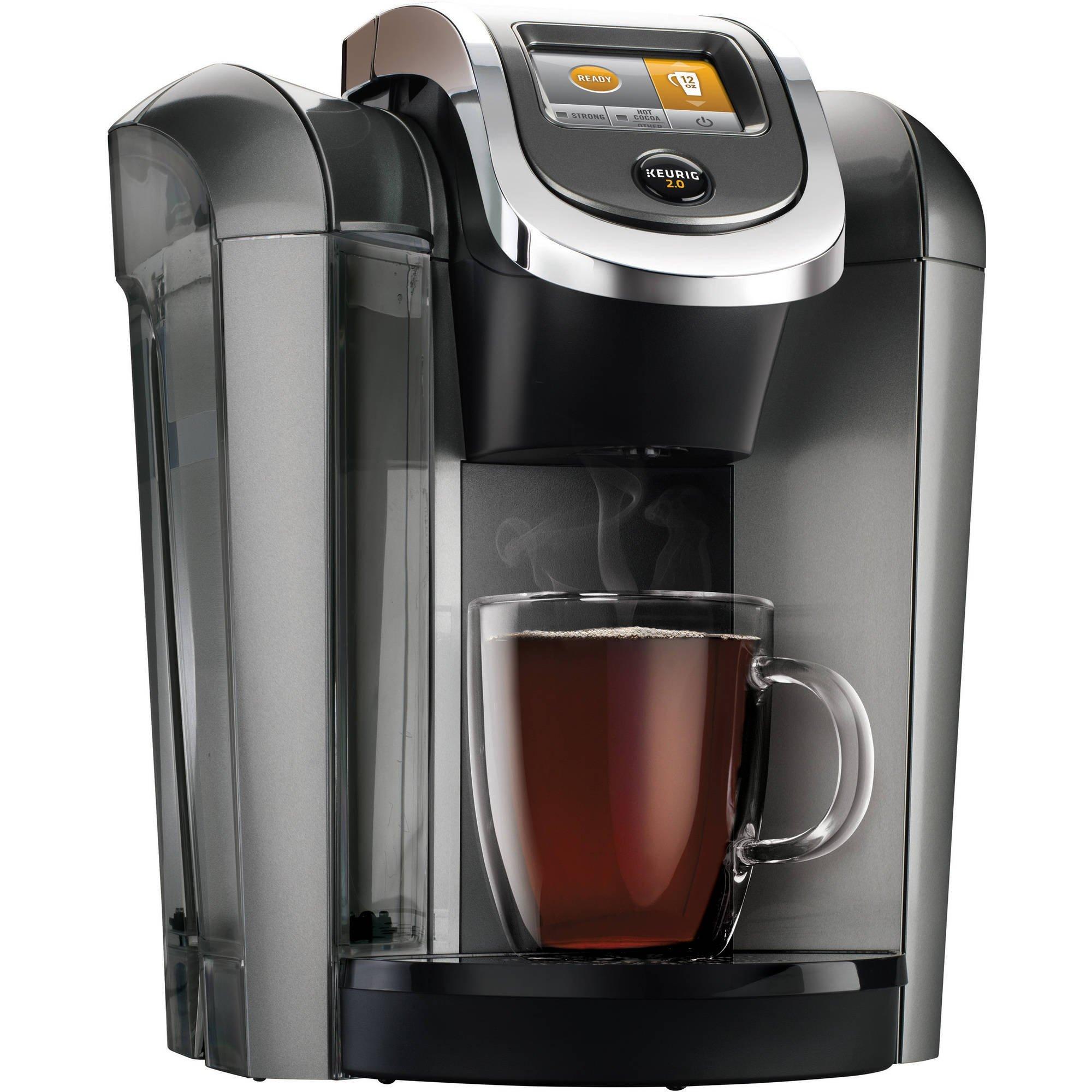 Keurig Hot 2.0 K525 Plus Series Single-serve Coffee Maker (Brewer Only)