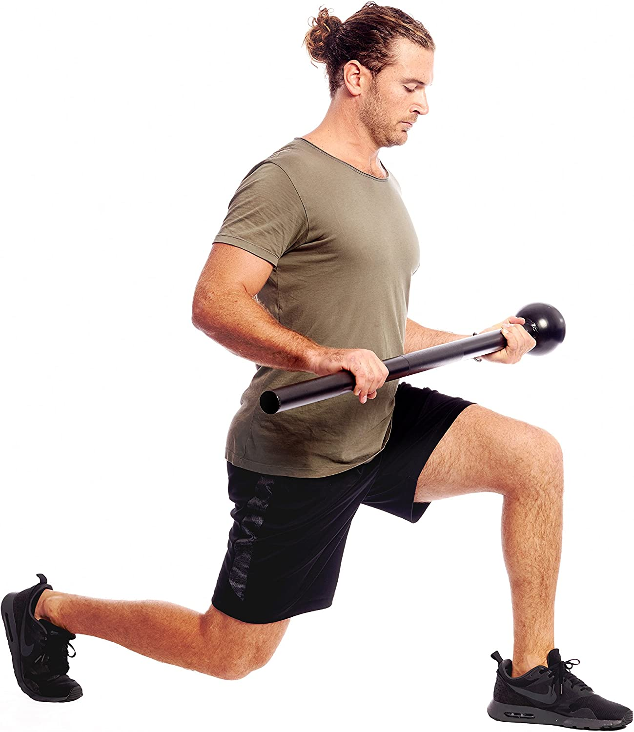 Incline Macebell Steel Fit for Full Body Workouts /& Strength Training