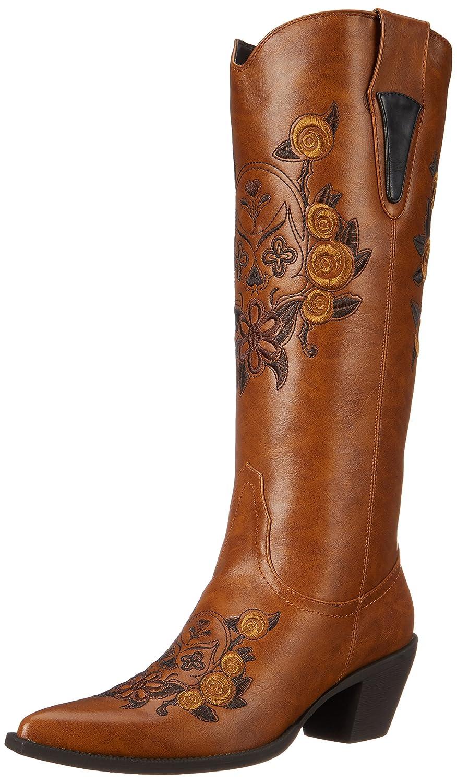 64bddec47e9 Roper Women's Dawn Western Knee-High Boot