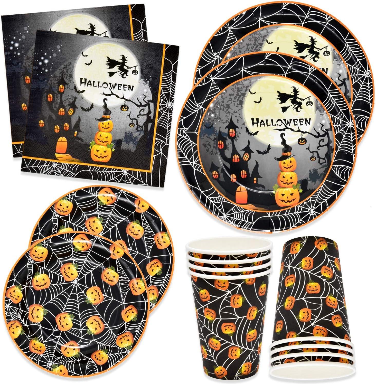 Halloween Party Tableware Bundles