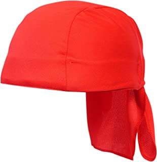 product image for Pace Sportswear Vaportech Red Skull Cap