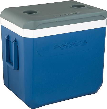 Campingaz Icetime Plus Extreme - Nevera Rígida, color azul/gris, talla 41 L
